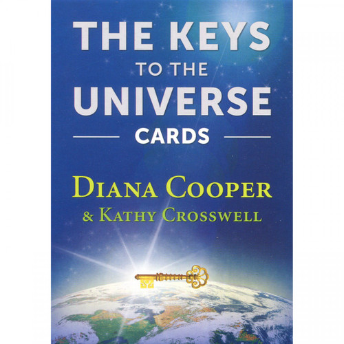 The Keys To The Universe (Cards) by Diana Cooper