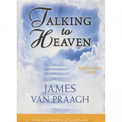 Talking To Heaven Mediumship Cards by James Van Praagh