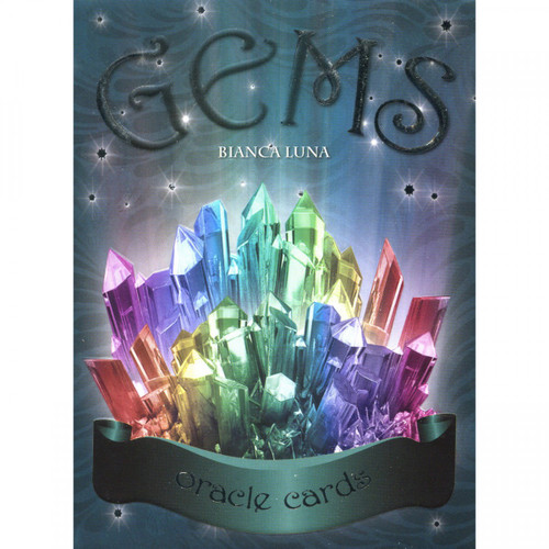 Gems Oracle Cards by Bianca Luca
