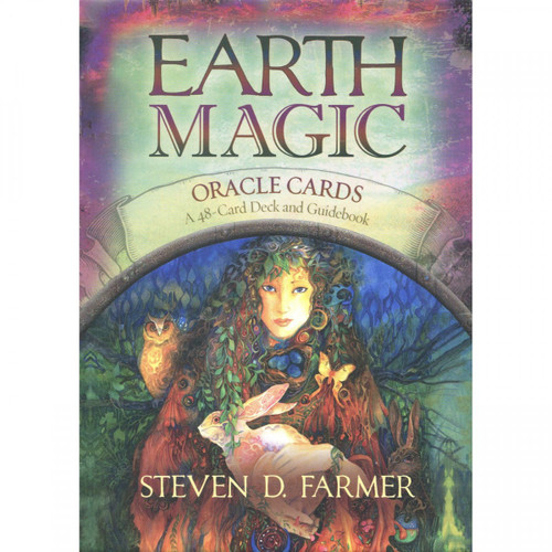 Earth Magic Cards by Steven Farmer