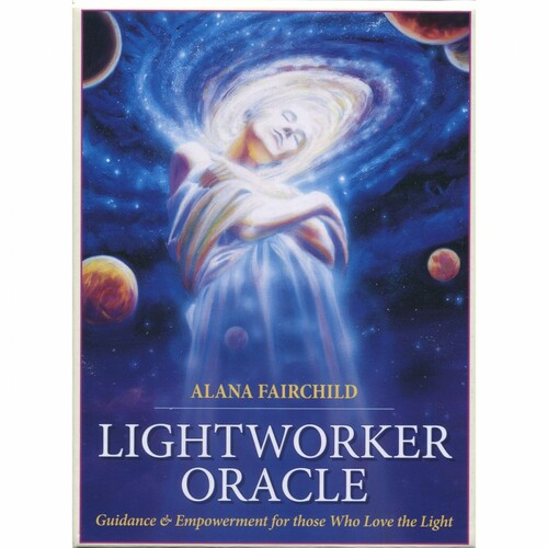 Lightworker Oracle by Alana Fairchild
