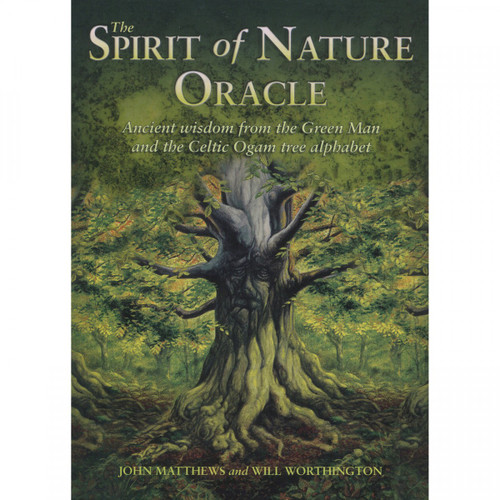 The Spirit of Nature Oracle (Cards & Book Set) by John Matthews