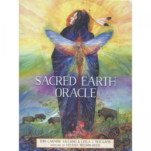 Sacred Earth Oracle by Toni Carmine Salerno