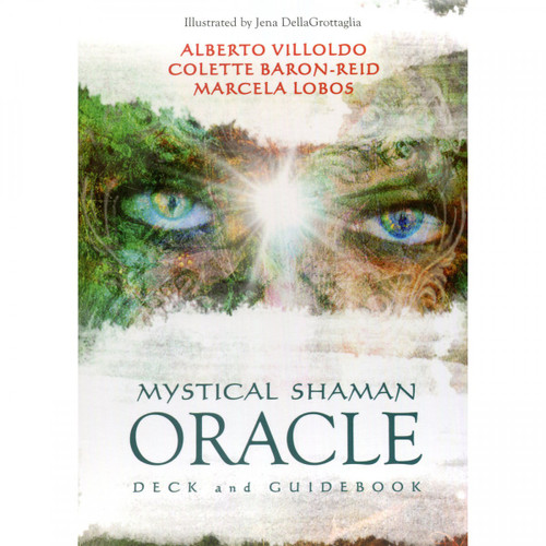 Mystical Shaman Oracle Cards by Alfred Villoldo