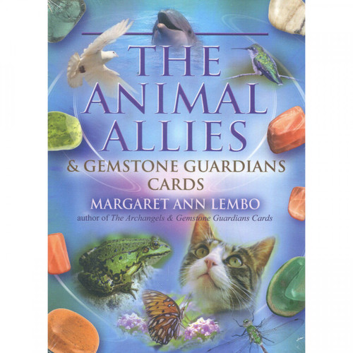 The Animal Allies & Gemstone Guardians Cards by Margaret Ann Lembo