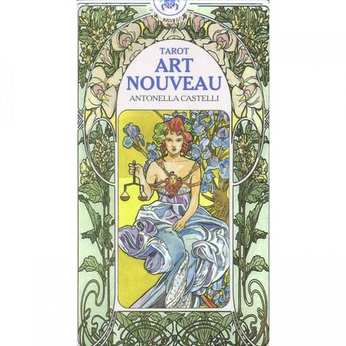 Art Nouveau Tarot Cards (Lo Scarabeo)