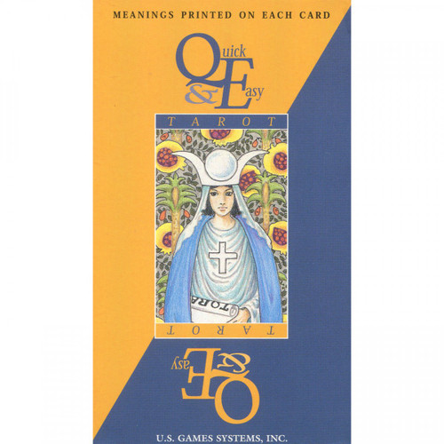 Quick & Easy Tarot Cards