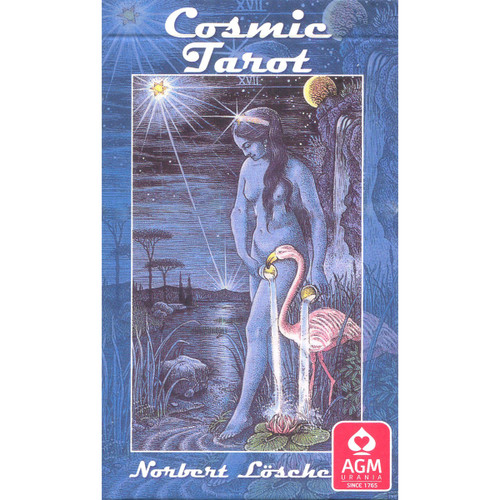 Cosmic Tarot Cards