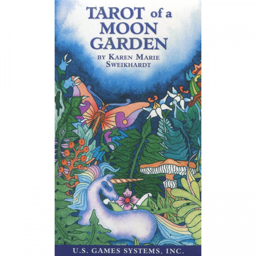 Tarot of a Moon Garden Cards