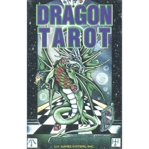 Dragon Tarot Cards