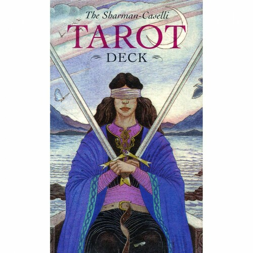 The Sharman-Caselli Tarot Deck by Juliet Sharman-Burke