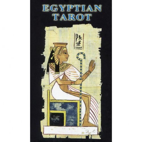 Egyptian Scarabeo Tarot Cards
