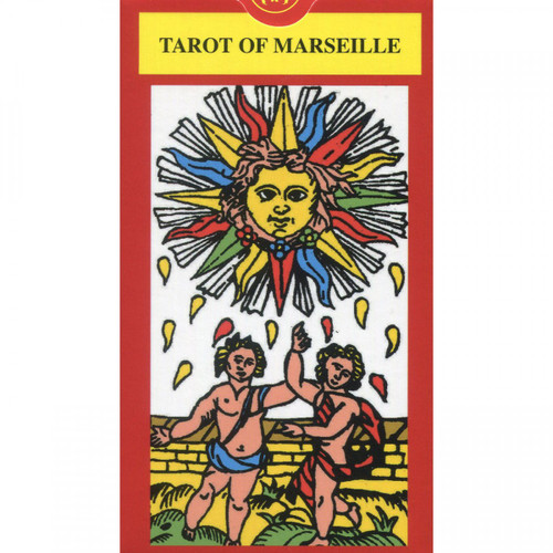 Tarot of Marseille Cards