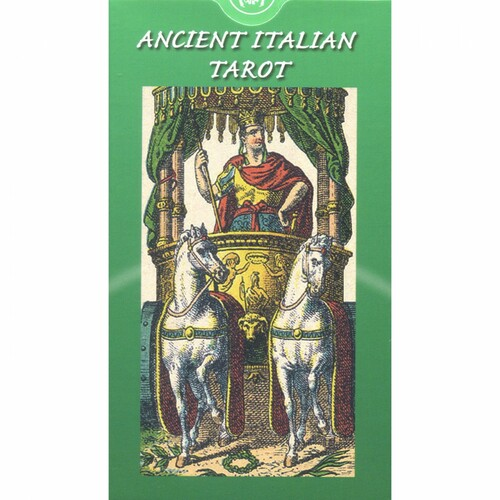 Ancient Italian Tarot Cards