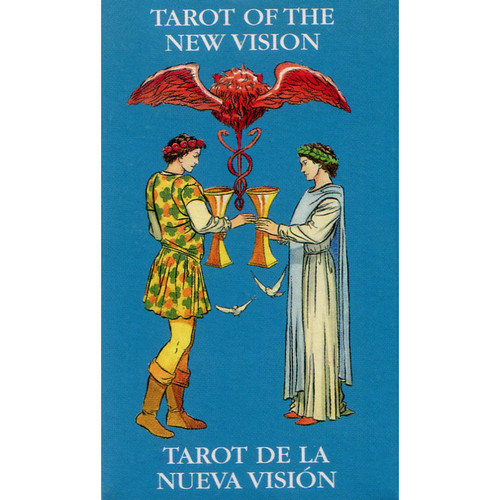 Mini New Vision Tarot Cards