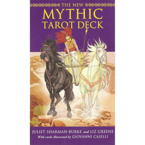 The New Mythic Tarot Deck by Juliet Sharman-Burke