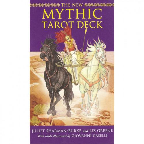 The New Mythic Tarot Deck by Juliet Sharman-Burke