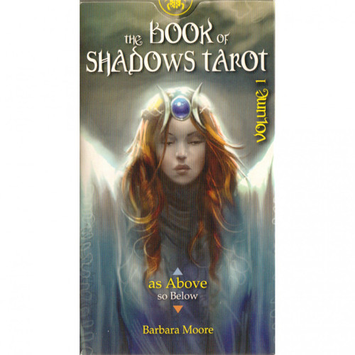 The Book of Shadows Tarot Cards (Volume 1) by Barbara Moore