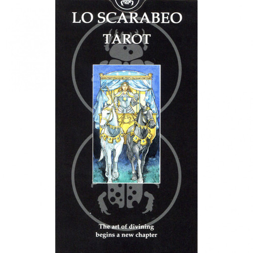 Lo Scarabeo Tarot Cards by Mark McElroy