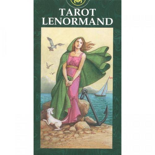 Tarot Lenormand by Ernest Fitzpatrick