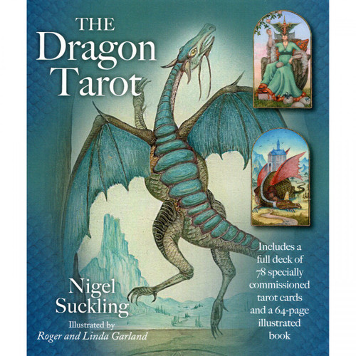 The Dragon Tarot by Nigel Suckling
