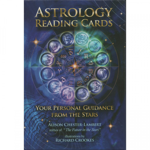 Astrology Reading Cards by Alison Chester-Lambert