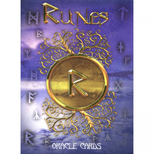 Runes Oracle Cards by Bianca Luca
