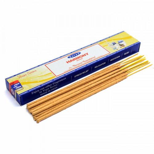 Harmony Satya Incense Sticks (Yoga Series)
