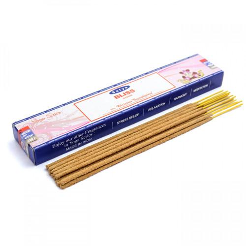 Bliss Satya Incense Sticks (Yoga Series)