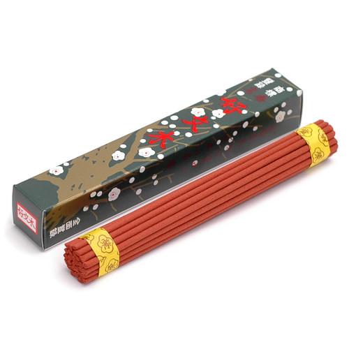 Original Kobunboku Incense - Small Box (About 25 Short Sticks)