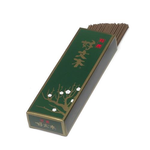 Tokusen (Excellent) Kobunboku Incense - Medium Box (80 Short Sticks)