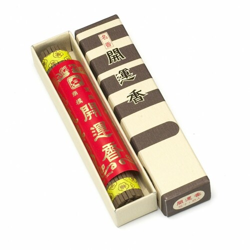 Kaiunkoh Incense - Medium Box  (55 Short Sticks)