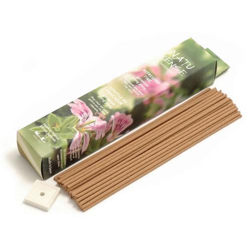 Naturense Refreshed Time Japanese Incense (40 Short Sticks)