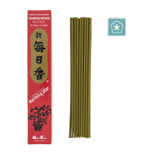 Morning Star Sandalwood Incense