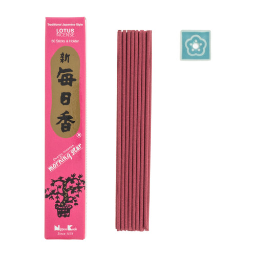 Morning Star Lotus Incense