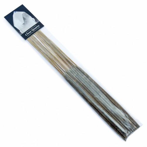 Clear Quartz Incense Sticks