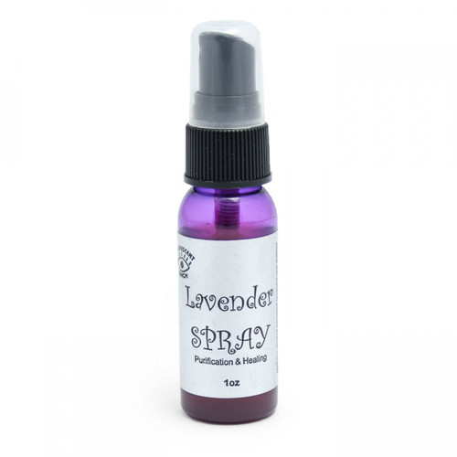 Lavender Natural Room Spray (1oz)