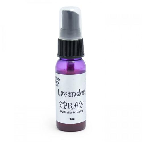 Lavender Natural Room Spray (1oz)