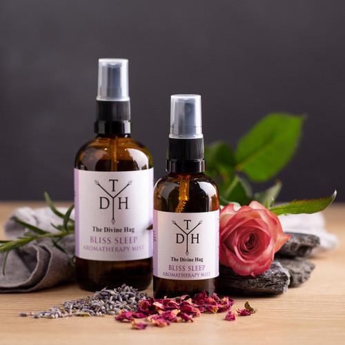 Blissful Sleep Organic Spray