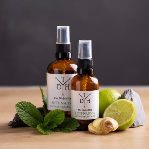 Anti-Nausea Organic Spray