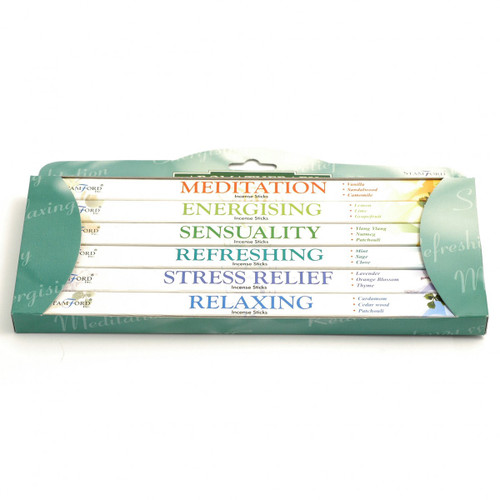 Aromatherapy Collection - Incense Sticks