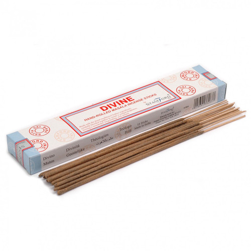 Divine Hand Rolled Masala Incense Sticks