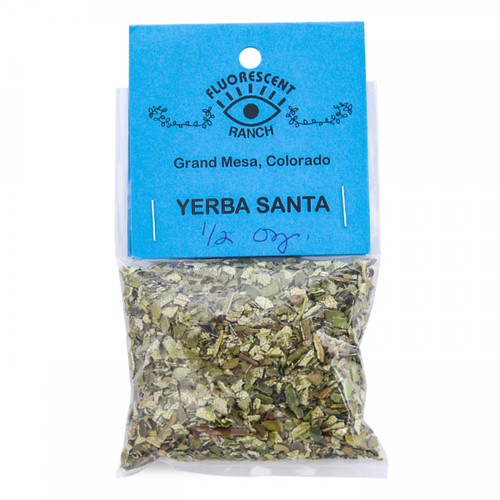 Yerba Santa Leaf (1/2 oz - 14 grams)