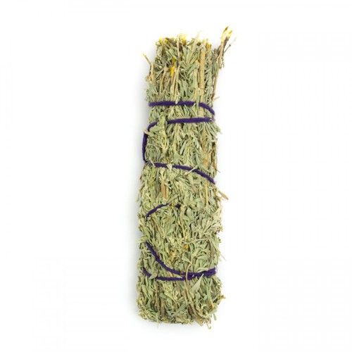 Desert Sage Smudge Stick (7 Inches Approx)