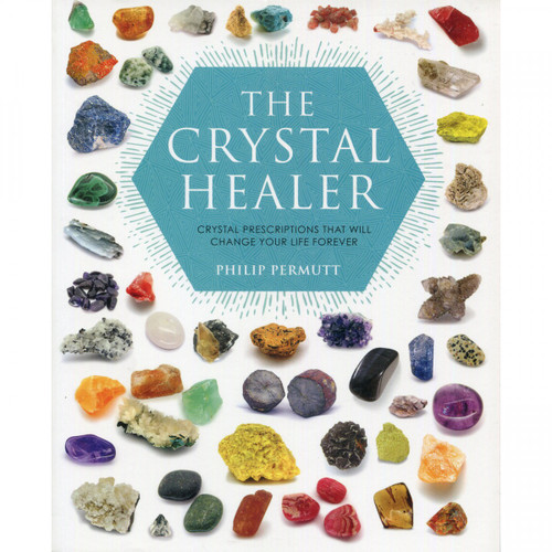 The Crystal Healer by Philip Permutt