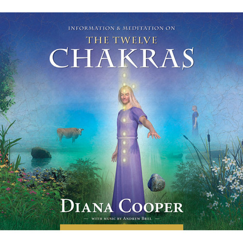 CD: The Twelve Chakras by Diana Cooper
