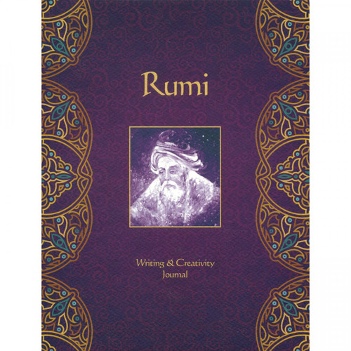 Rumi: Writing & Creativity Journal by Alana Fairchild