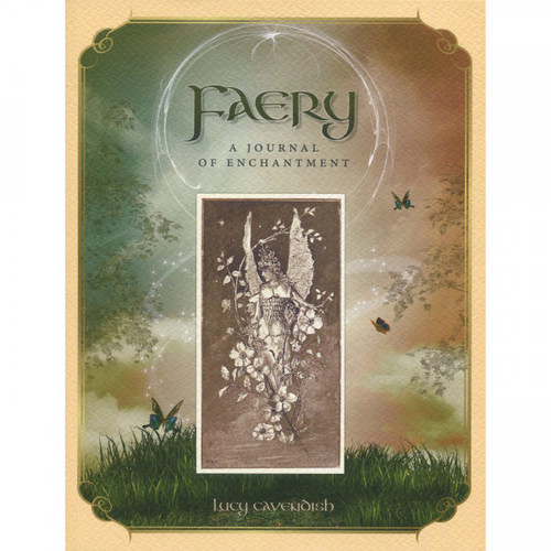 Faery: A Journal of Enchantment by Lucy Cavendish
