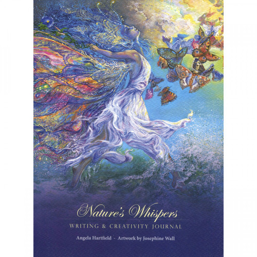 Nature's Whispers: Writing & Creativity Journal by Angela Hartfield