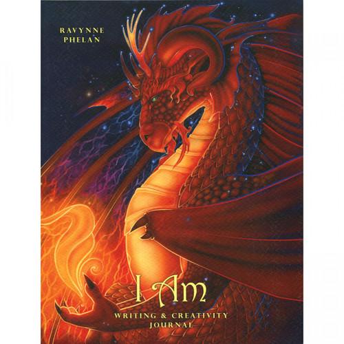 I Am: Writing & Creativity Journal by Ravynne Phelan